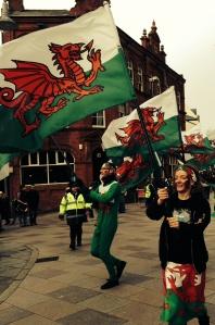 St Davids Day 8 Cardiff 2015