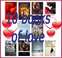 10 books about love