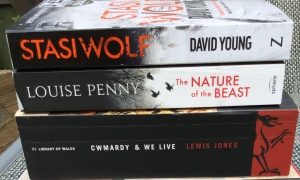 Books purchased July 2017