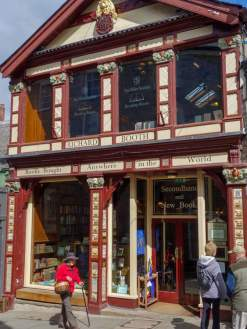 Richard Booth bookshop