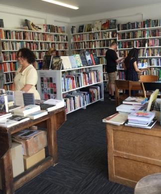 Volume Bookshop New Zealand